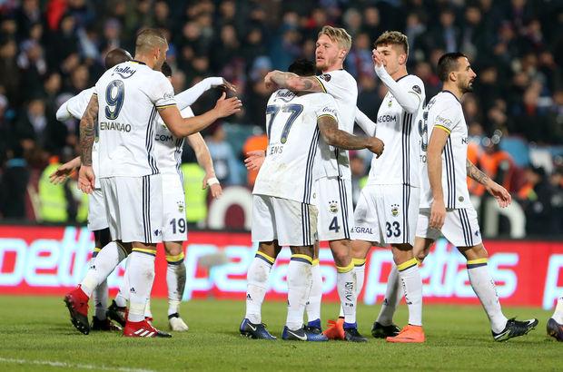 Trabzonspor - Fenerbahçe maçının yazar yorumları