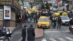 Zonguldak'ta taksici iki grup arasında kavga: 5 yaralı