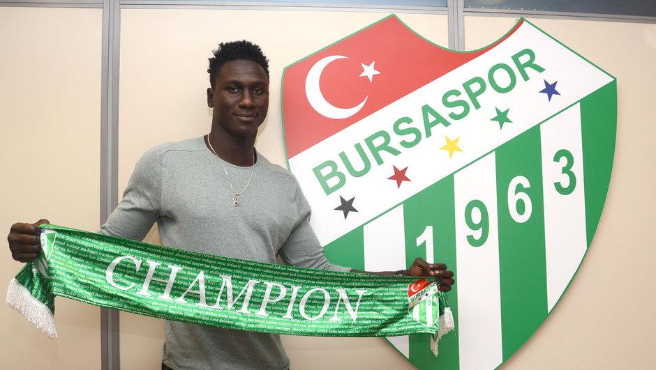 Yaya Sane Bursaspor