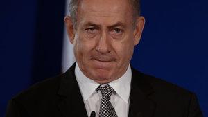 İsrail Başbakanı Binyamin Netanyahu'ya tepki