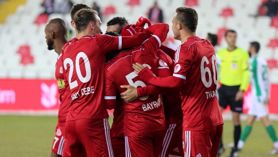 Sivasspor - Yeni Amasyaspor