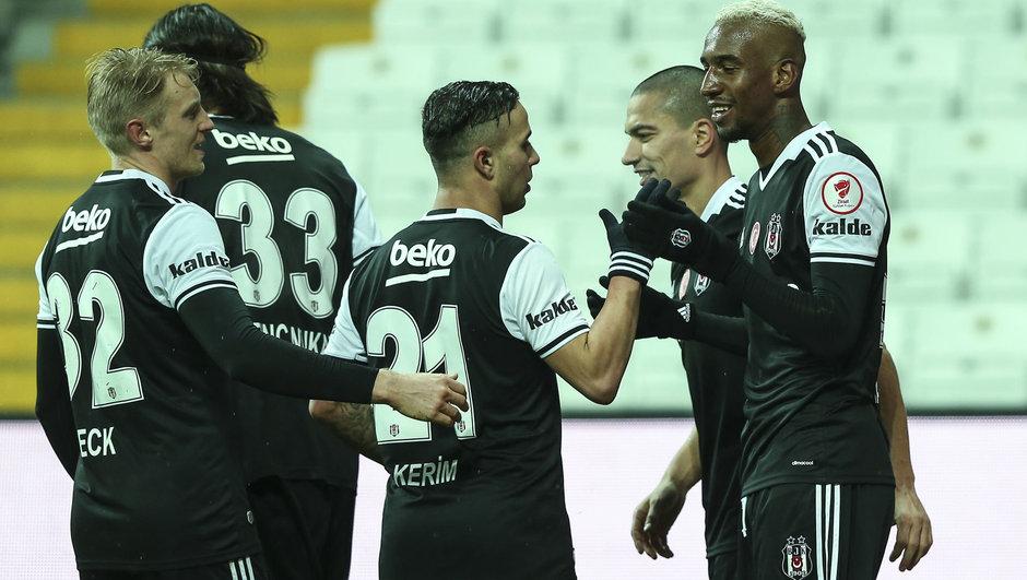 Beşiktaş - Boluspor