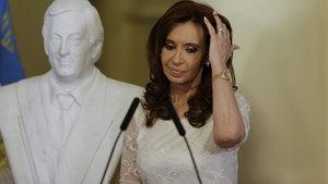 Arjantin eski başkanı Fernandez yolsuzluktan suçlu bulundu