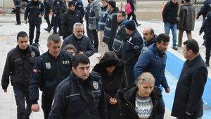 Kırşehir  HDP İl Başkanı Demet Resuloğlu Çetin tutuklandı