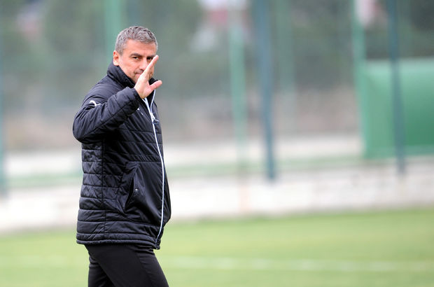 Bursaspor Hamza Hamzaoğlu istifası kabul edilmedi
