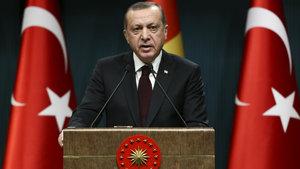 Cumhurbaşkanı Erdoğan: Koalisyon güçleri şuanda verdikleri sözü maalesef tutmuyorlar
