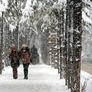 İstanbul'da kar yağışı bu saatte başlayacak!