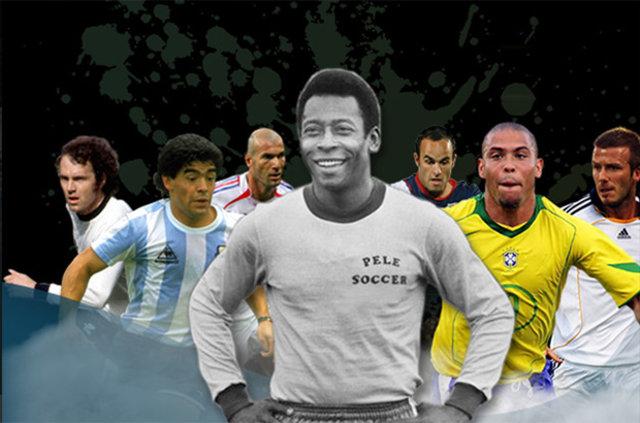 IFFHS 48 futbol efsanesini açıkladı
