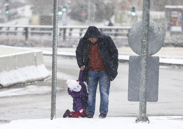 Kar tatili ilan edilen şehirler