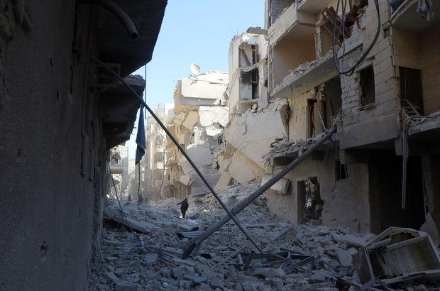 Suriye Hava saldırısı