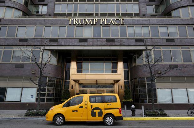 ABD'deki Trump Towers'da şüppheli paket