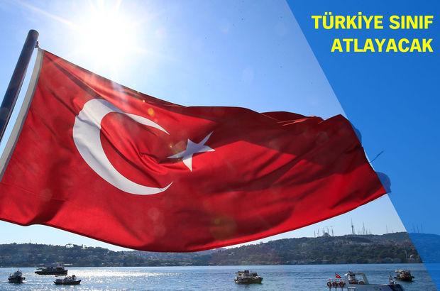 OECD Küresel Kalkınma Hakkında Perspektifler raporu Türkiye yüksek gelirli ülke