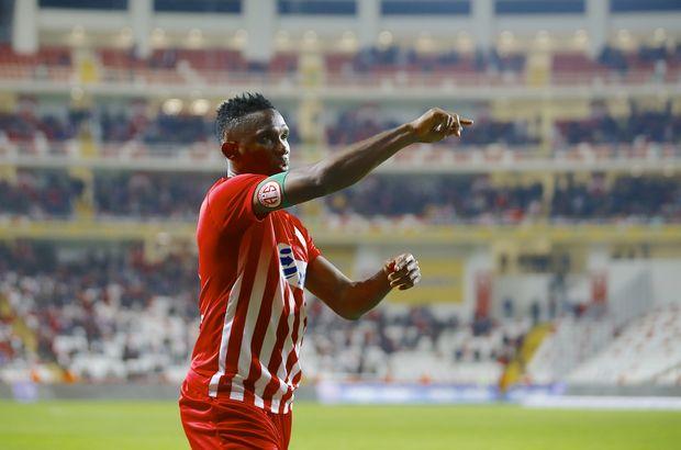 Beşiktaş Ahmet Nur Çebi Samuel Eto'o transfer Ricardo Quaresma
