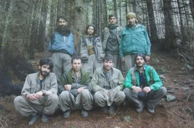 Yakalanan PKK'lı sığınak kazıcı çıktı