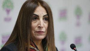 HDP Genel Başkan Yardımcısı Aysel Tuğluk adliyeye sevk edildi