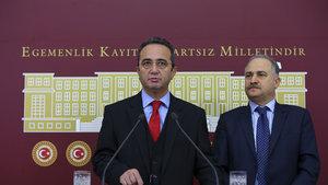CHP'li Gök ve Tezcan'dan anayasa açıklaması