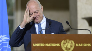 Ateşkes görüşmelerine BM desteği