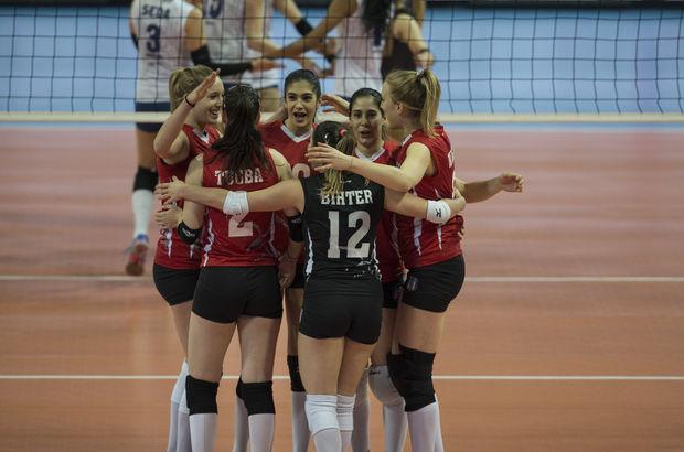 Beşiktaş: 3 - Halkbank: 0
