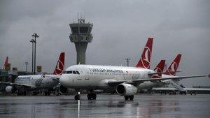 İstanbul'da havalimanlarında 'kar' önlemleri