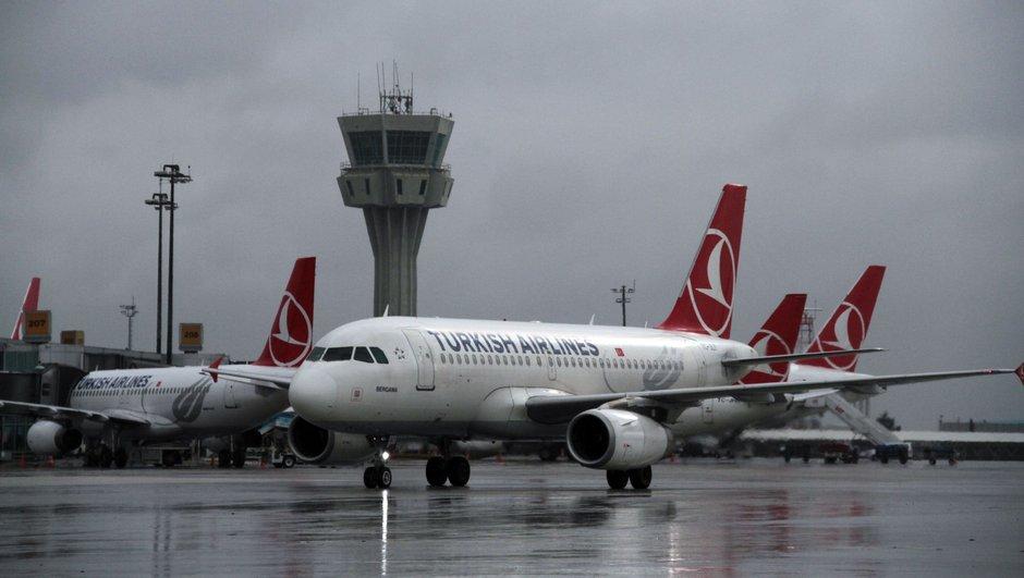 Atatürk Havalimanı Sabiha Gökçen Havalimanı Sefer iptalleri