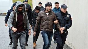 Sakarya'da terör operasyonu: 9 kişi tutuklandı