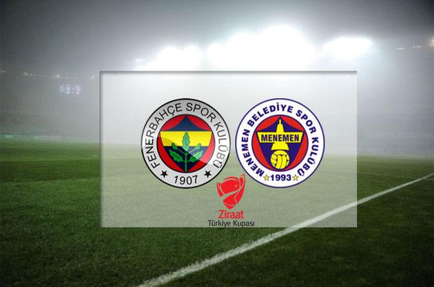Fenerbahçe, yılı Menemen Belediyespor maçıyla kapatacak