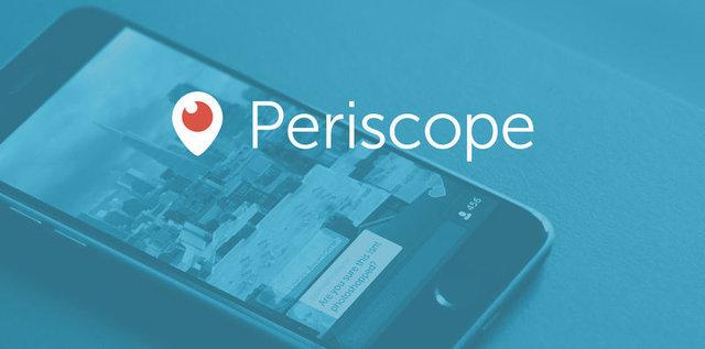Periscope 360 derece video desteğine kavuştu