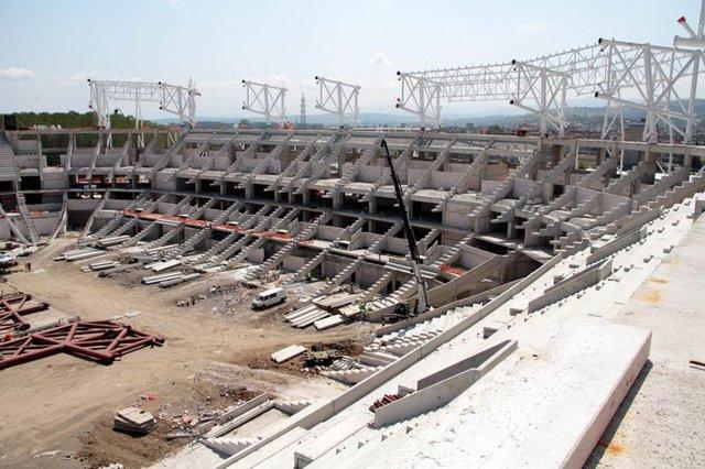 Süper Kupa finali Samsun Stadı'nda