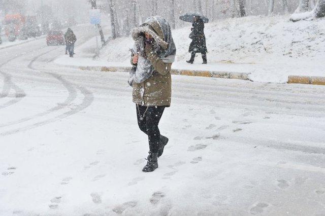 Eğitime kar tatili ilan edilen şehirler / 30 Aralık 2016
