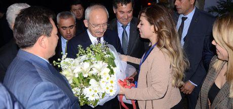 Kemal Kılıçdaroğlu Bodrum'da