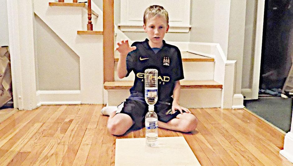 Su şişesi durdurma