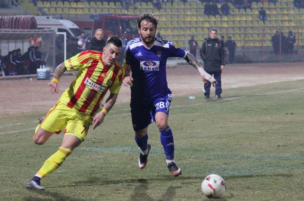 Büyükşehir Gaziantepspor'da 2 oyuncuyla yollar ayrıldı