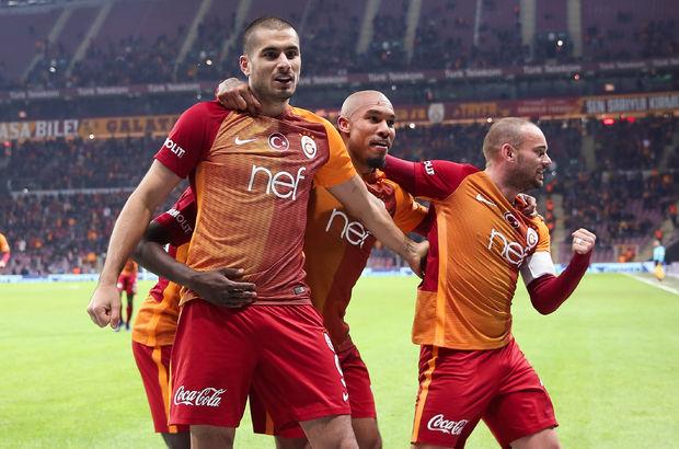 Galatasaray'da goller Eren ve Yasin'den!