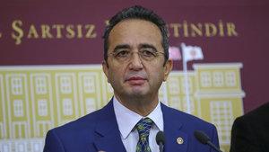 Bülent Tezcan: Anayasa değişiklik teklifi, TBMM'yi tabuta koyma teklifidir