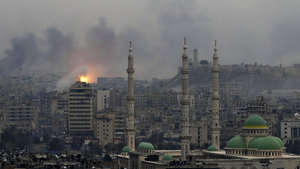 Suriye'de ateşkes için anlaşmaya varıldı