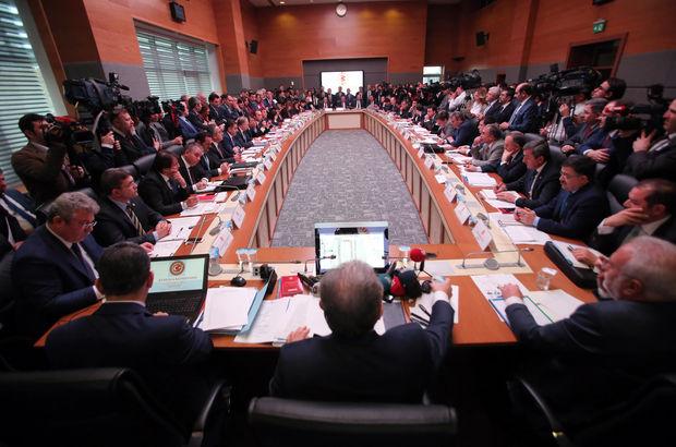 Anayasa değişiklik teklifinin 11. maddesi kabul edildi