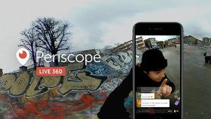 Twitter ve Periscope'da yeni canlı yayın dönemi...