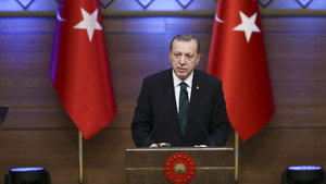 Cumhurbaşkanı Erdoğan: El Bab'da ne NATO ne de müttefiklerimizin desteğini gördük