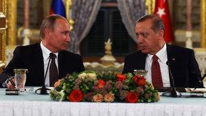 Erdoğan'la Putin ateşkese saatler kala görüştü