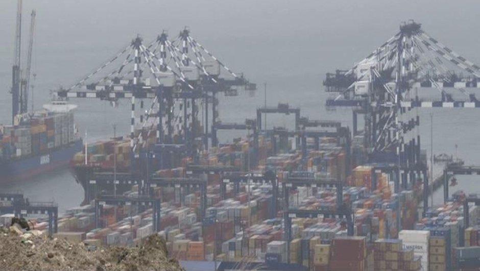 Ambarlı Limanı Beylikdüzü balıkçı teknesi alabora