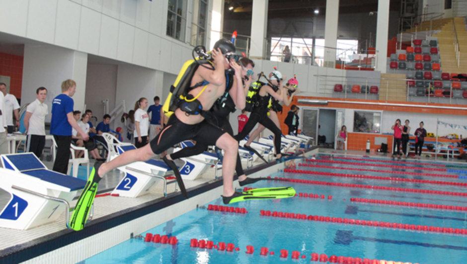 Paletli Yüzme Kış Şampiyonası