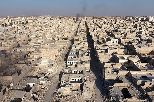 Suriye ateşkes