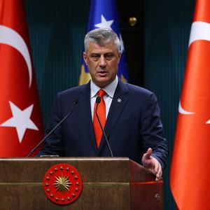 """""""Türkiye'de terörist kimse, o Kosova için de teröristtir"""""""