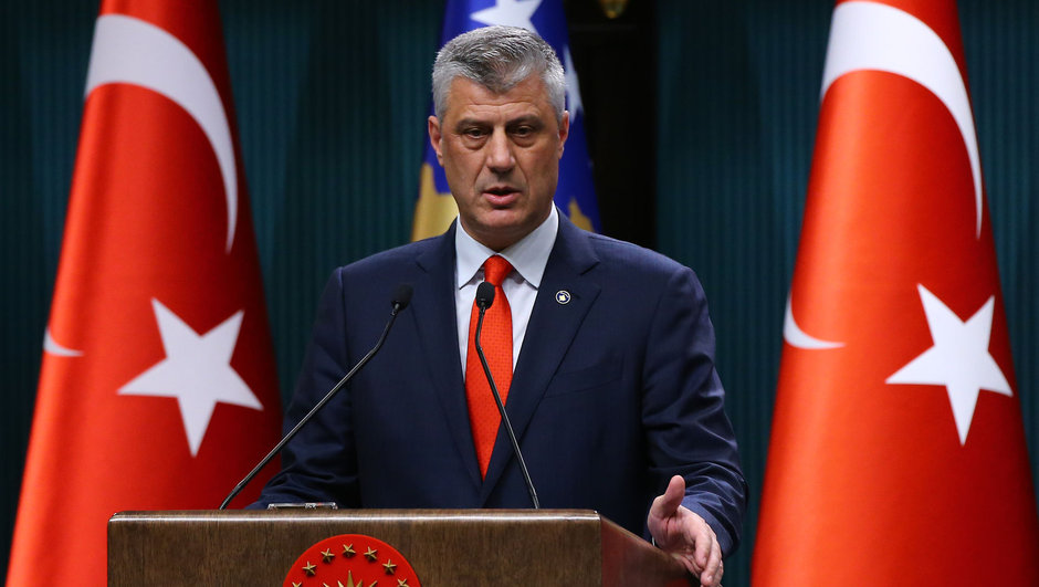 Kosova Haşim Taçi