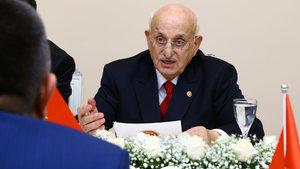Meclis Başkanı İsmail Kahraman'a infeksiyon teşhisi