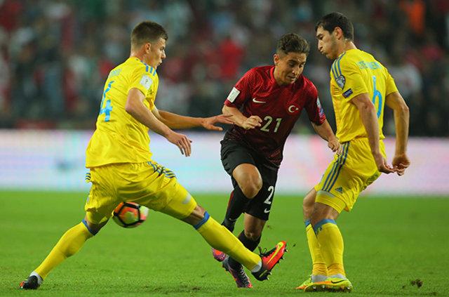 Beşiktaş'ta sol beke yeni aday: Eduard Sobol