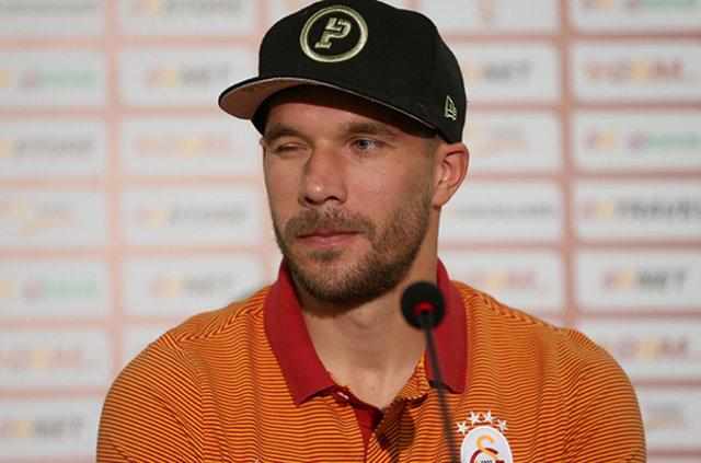 Galatasaray'da Podolski'nin yerine Eto'o geliyor!