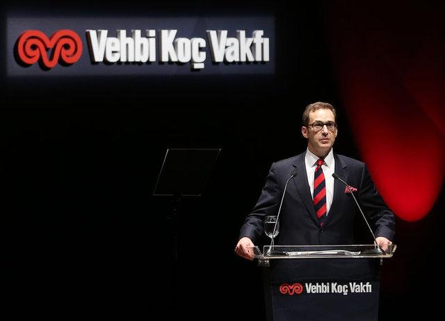 """Koç Holding Başkanı Ömer Koç: """"Gün el ele verip yeni büyüme hikâyesi yazma günüdür"""""""