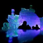 Buzdan'dan kaleler ziyaretçileri büyülüyor