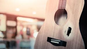 Gitarın atası 'Kithara'
